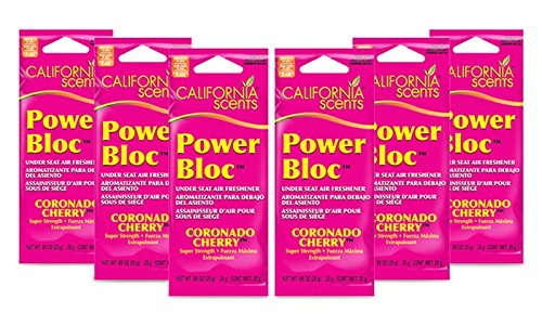 California Scents Power Bloc, Coronado Cherry, 0.88 Ounce (Pack of - Coronado Stores