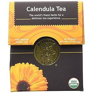 Organic Calendula Flower Tea - Kosher, Caffeine-Free, GMO-Free 3