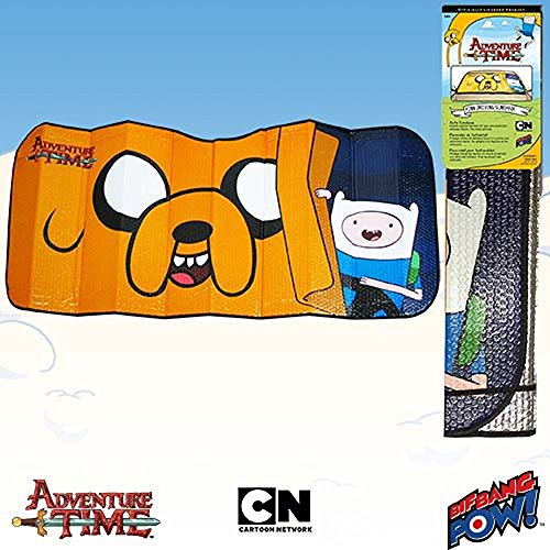 Adventure Time Finn Driving Sunshade product image