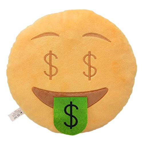 Smiley Emoticon Cushion Pillow Stuffed product image