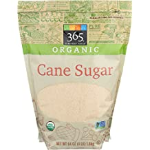 365 Everyday Value Organic Cane Sugar, 4 Pound