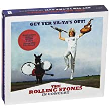Get Yer Ya-Ya's Out! The Rolling Stones In Concert (3CD+DVD Combo Expanded Edition)