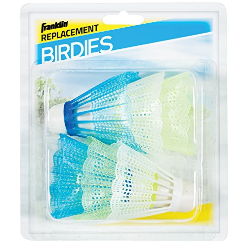 Franklin Sports Birdies Shuttlecock (6-Pack)