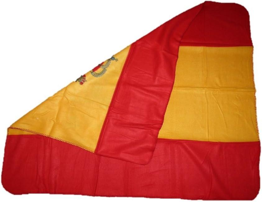 España español bandera 50 x 60 manta de forro polar: Amazon.es: Deportes y aire libre