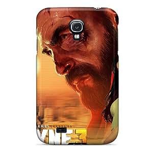 Galaxy S4 Case Cover Skin : Premium High Quality 2012 Max Payne 3 Case