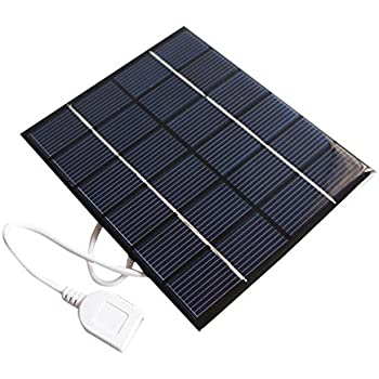 Amazon.com: Sunnytech 1pc 2w 6v 330ma Mini Solar Panel ...
