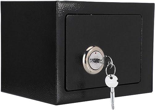 Cajas Fuertes, Caja de Seguridad de Llave de Acero para Oficina o ...