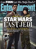 Entertainment Weekly Magazine (December 1, 2017) Star Wars The Last Jedi Cover 2 of 4
