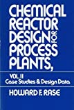 Case Studies and Design Data, Howard F. Rase, 0471018902