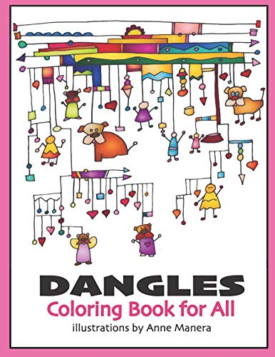 - Dangles Coloring Book for All