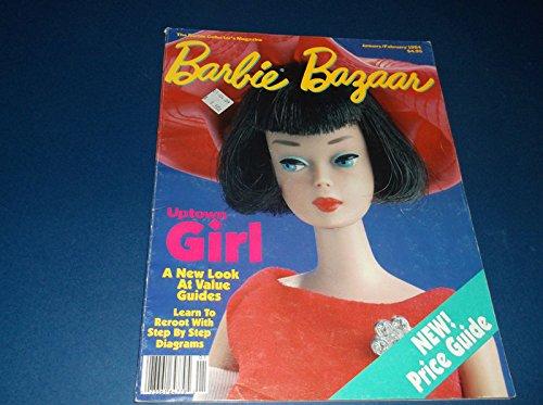 Barbie Bazaar Magazine The Barbie Collector's Magazine January February 1994 Jan Feb 94