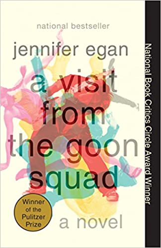 Image result for a visit from the goon squad book cover