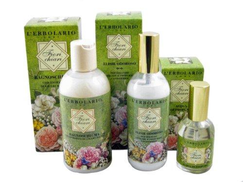 Fiori Chiari (Light Flowers) Fragrance Collection by L'Erbolario Lodi
