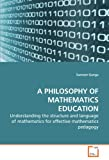 A Philosophy of Mathematics Education, Samson Gunga, 3639265653
