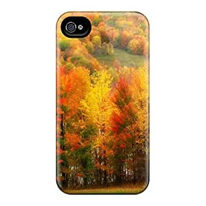 New Arrival Quaker Lake Allegany State Park Ny WTucWTy6647hSSjr Case Cover/ 4/4s Iphone Case