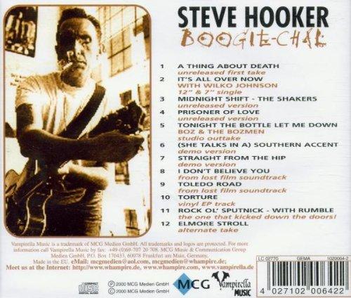 steve hooker boogie chal amazon com music