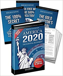 America 2020 the survival blueprint stansberry research dr ron america 2020 the survival blueprint stansberry research dr ron paul amazon books malvernweather Gallery