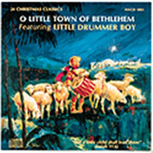 O Little Town of Bethlehem Featuring Little Drummer Boy (Harry Simeone Chorale Little Drummer Boy Cd)