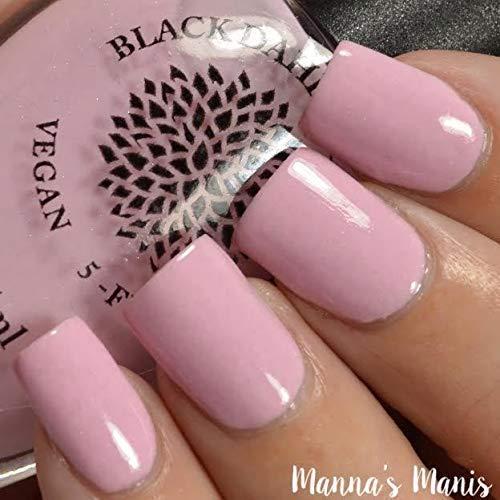 Amazon.com: Carnation Petals | Pale Pink Creme Nail Polish | by ...