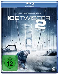Ice Twister 2 - Arctic Blast [Blu-ray] [Alemania]