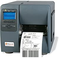 Datamax-ONeil KA3-00-48000Y00 M-Class Printer, M-4308M, 4 Size, Bi-Directional Thermal Transfer, 300 DPI, 8 IPS, US Power, Internal LAN, Fixed Media Hanger