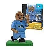 OYO NCAA UCLA Bruins Joe Bruin Mascot Gen 2 Mini Figure, Small, Black