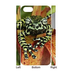 iphone covers 3D Bumper Plastic Case Of Frog customized case For Iphone 5c