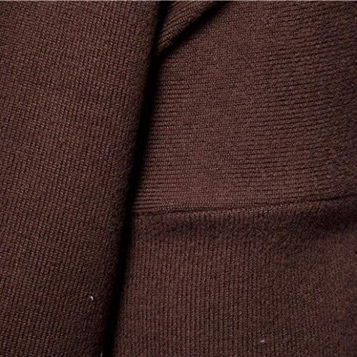 Zipper Manteau À Bobolily Braun Pour Shirt Et Imprimé Hommes Capuche Velours ZPnOnq4