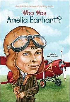 Who Was Amelia Earhart? Descargar Epub Gratis