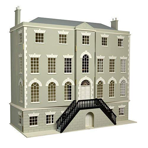 mejor vendido - Melody Jane Country Manor Casa Muñecas Muñecas Muñecas y Sótano con 8 Habitaciones 1 12 Escala Plano Pack MDF Kit  ofrecemos varias marcas famosas
