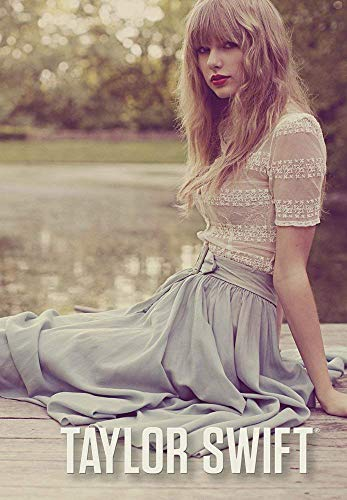 Big mart collection Poster Taylor Swift 12x18 inches