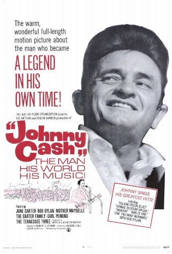 johnny and june cash poster
