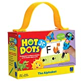 Educational Insights Hot Dots Jr. Cards-The Alphabet