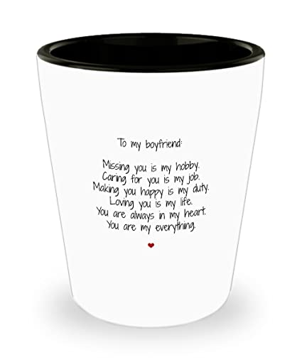 Amazon Funny Shot Glasses For Boyfriend