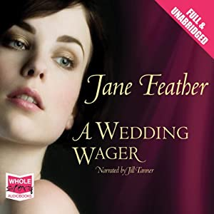 A Wedding Wager Hörbuch