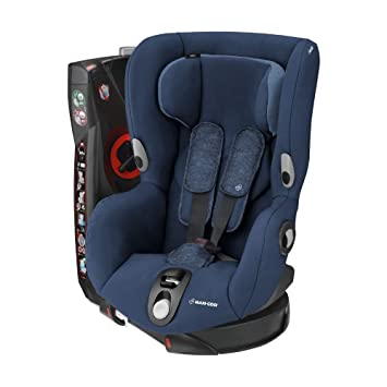 Swivel Car Seat >> Maxi Cosi Axiss Toddler Car Seat Group 1 Swivel Car Seat 9 Months 4 Years Nomad Blue 9 18 Kg