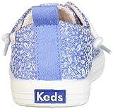 Keds Kids Girl's Breaker Shoe, Blue Floral, 2 M US