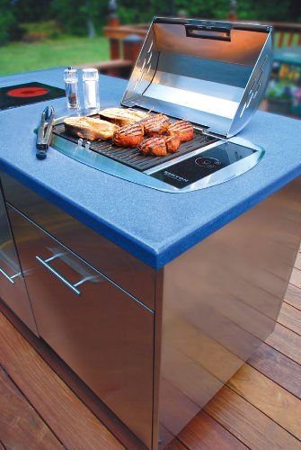 Kenyon Custom Rio Model Stainless Steel Electric Grill
