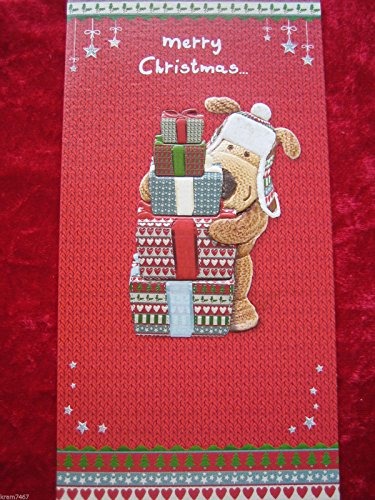 Boofle Merry Christmas Card (Christmas Boofle)