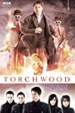 Front cover for the book Torchwood: Trace Memory by David Llewellyn