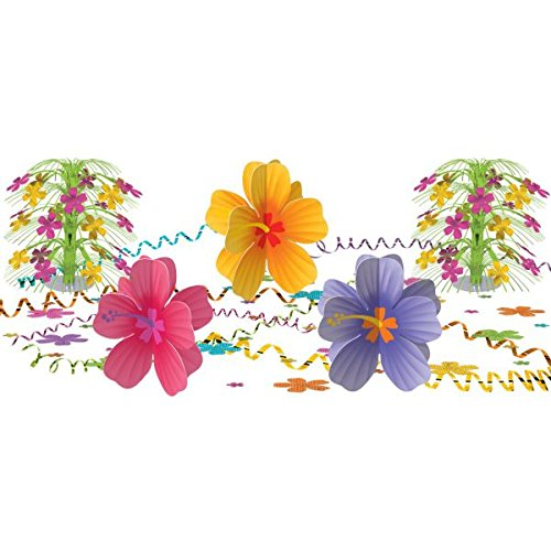 Amscan Summer Party Table Decorating Kit