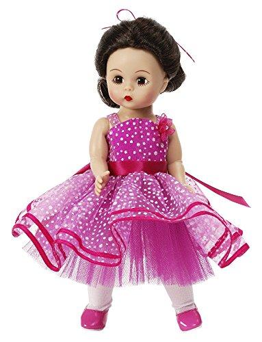 Madame Alexander Birthday Wishes Brunette Doll, 8