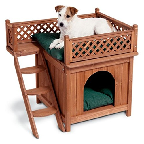 Merry Pet MPS002 Wood Room with a View Pet (Merry Pet House)