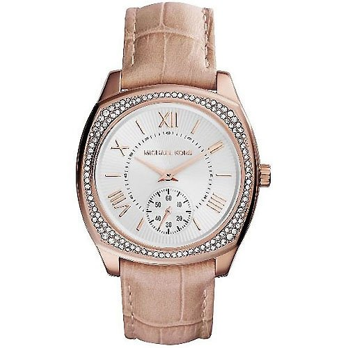 Amazon.com: Michael Kors Womens MK2388 - Bryn Rose Gold/Taupe: Michael Kors: Watches