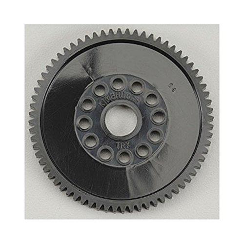 nitro rustler spur gear - 4