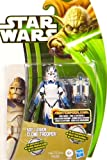 Star Wars Clone Wars 2013 Action Figure: CW06 501st Clone Trooper