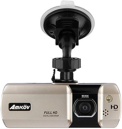 DR10 Voiture Blackbox /écran Digital Enregistreur de Voiture de Conduite LCD Full HD 170 /° Angle Lavuky cam/éscope de Voiture Dash Cam