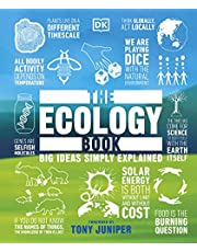 The Ecology Book: Big Ideas Simply Explained by Juniper Tony