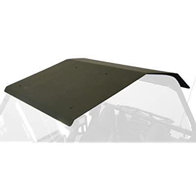 Kolpin UTV Windshield - Full-Fixed & Rear & ROOF Combo - Polaris RZR 170-2100: Automotive