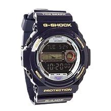 Casio Mens G SHOCK TIDE MOON Digital Sport Quartz Watch NWT GLX-150B-6D